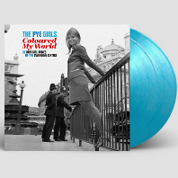 THE PYE GIRLS COLOURED MY WORLD: 32 BRIT GIRL TUNES OF THE SWINGING SIXTIES [180G CRYSTAL WATER LP] [한정반]