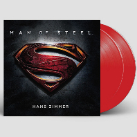 MAN OF STEEL [맨 오브 스틸] [180G RED LP] [한정반]