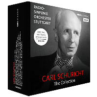 THE COLLECTION [칼 슈리히트: 컬렉션 1950-66 남서독일 방송 녹음]