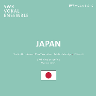 JAPAN/ MARCUS CREED [일본 작곡가들의 합창 음악: 호소카와, 타케미츠, 마미야, 콘도 - 슈투트가르트 보칼앙상블]