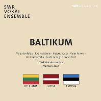 BALTIKUM/ MARCUS CREED [발트 3국의 합창 음악: 토르미스, 패르트, 바스크스 외 - 슈투트가르트 보칼앙상블]