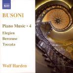 Piano Music 4/ Wolf Harden