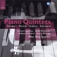 PIANO QUINTETS/ ALBAN BERG QUARTETT [GEMINI] [슈베르트: 송어 오중주 & 브람스: 피아노 오중주 외]