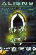 에이리언 2 S.E [ALIENS S.E] [13년 4월 폭스 에이리언 & 프레데터 시리즈 프로모션] DVD