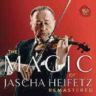 THE MAGIC OF JASCHA HEIFETZ [야샤 하이페츠: 베스트 앨범] [리마스터드] [한정반]
