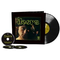 THE DOORS: 50TH ANNIVERSARY DELUXE EDITION [180G LP+3CD]