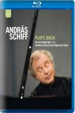 PLAYS BACH/ <!HS>ANDRAS<!HE> SCHIFF [안드라스 쉬프: 바흐 프랑스 모음곡] [블루레이 전용플레이어 사용]
