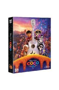 코코 3D+2D [스틸북 한정판] [COCO]