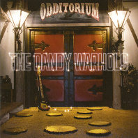 ODDITORIUM OR WARLORDS OF MARS [CD+DVD]