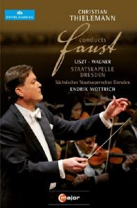 THIELEMANN CONDUCTS FAUST/ <!HS>CHRISTIAN<!HE> THIELEMANN