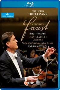 THIELEMANN CONDUCTS FAUST/ <!HS>CHRISTIAN<!HE> THIELEMANN [블루레이 전용플레이어 사용]