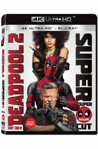 데드풀 2 [4K UHD+BD] [DEADPOOL 2]