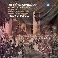BERLIOZ: REQUIEM/ ANDRE PREVIN & LPO [베를리오즈: 레퀴엠]