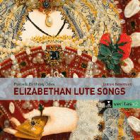 ELIZABETHAN LUTE SONGS & PURCELL: BIRTHDAY ODES FOR QUEEN MARY/ JAMES BOWMAN, DAVID MUNROW [엘리자베스 시대 류트음악 & 퍼셀: 메리여왕 생일을 위한 송가]