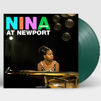 AT NEWPORT [180G  GREEN LP]