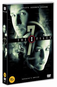 엑스 파일 시즌 7 [THE X-FILES SEASON 7] [13년 5월 폭스 미드 타이틀 50% 프로모션] / [6disc / 디지팩 / 아웃박스 포함 초회판]