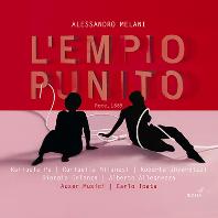 L`EMPIO PUNITO/ CARLO IPATA [멜라니: 오페라 <징벌 받은 악당>]