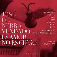 VENDADO ES AMOR, NO ES CIEGO/ ALBERTO MIGUELEZ ROUCO [네브라: 오페라 <눈 먼 사랑은 눈 멀지 않고>]