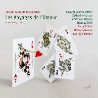 LES VOYAGES DE L`AMOUR/ GYORGY VASHEGYI [부아모르티에: 오페라-발레 <사랑의 항해]