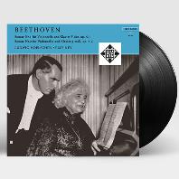 COMPLETE MUSIC FOR CELLO AND PIANO NOS.1 & 2/ LUDWIG HOELSCHER, ELLY NEY [베토벤: 첼로를 위한 작품 전집 1집 - 루드비히 휄셔, 엘리 나이] [180G LP]