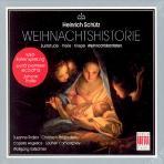 WEIHNACHTSHISTORIE/ LAUTTEN COMPAGNEY [바로크 독일의 크리스마스 음악]