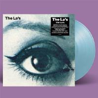 THE LA'S [MP3 DOWNLOAD] [BLUE LP]