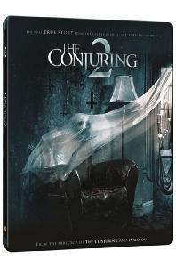 컨저링 2 [스틸북 한정판] [THE CONJURING 2]