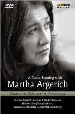 A PIANO EVENING WITH MARTHA ARGERICH/ ALEXANDRE RABINOVITCH-BARAKOVSKY [마르타 아르헤이치와 함께하는 피아노의 저녁]