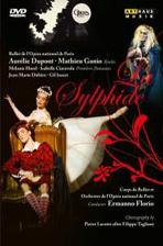 LA SYLPHIDE/ BALLET DE L`OPERA NATIONAL DE PARIS [슈나이츠회퍼: 라 실피드]