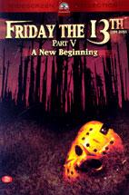 13일의 금요일 5 [FRIDAY THE 13TH PART 5: A NEW BEGINNING] [10년 11월 아인스 공포영화 행사] / [북릿 포함]