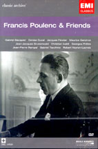 FRANCIS <!HS>POULENC<!HE> & FRIENDS/ GEORGES PRETRE