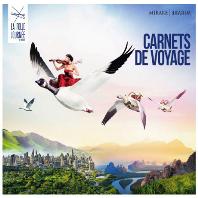 CARNETS DE VOYAGE - LA FOLLE JOURNEE 2019 [여행 티켓: 2019 라 폴 쥬르네 음악제]