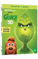 그린치 3D+2D [아웃케이스 한정판] [THE GRINCH]