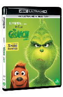 그린치 4K UHD+BD [THE GRINCH]