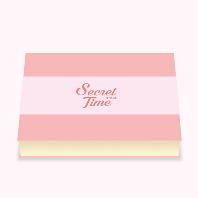 SECRET TIME [화보집+DVD]