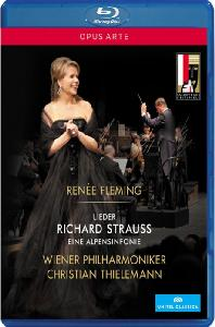 LIEDER & EINE ALPENSINFONIE/ RENEE FLEMING, <!HS>CHRISTIAN<!HE> THIELEMANN