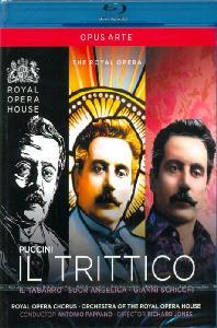 IL TRITTICO/ <!HS>ANTONIO<!HE> PAPPANO [푸치니: 일 트리티코]