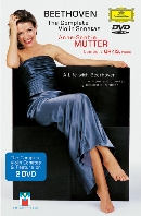 THE VIOLIN SONATAS/ ANNE-SOPHIE MUTTER [베토벤: 바이올린 소나타 - 안네 소피 무터]
