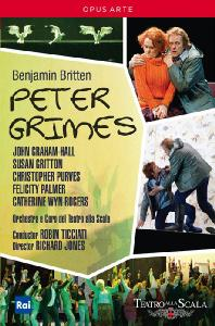 PETER GRIMES/ ROBIN TICCIATI [브리튼: 피터 그라임즈]
