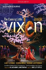 THE CUNNING LITTLE VIXEN/ <!HS>VLADIMIR<!HE> JUROWSKI [야나첵: 교활한 새끼 암여우]