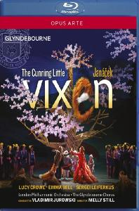 THE CUNNING LITTLE VIXEN/ VLADIMIR JUROWSKI [야나첵: 교활한 새끼 암여우]