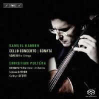 CELLO CONCERTO/ CHRISTIAN POLTERA, ANDREW LITTON [SACD HYBRID]