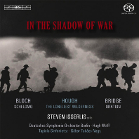 IN THE SHADOW OF WAR/ STEVEN ISSERLIS, GABOR TAKACS-NAGY [SACD HYBRID]