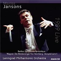 ORCHESTRAL WORKS/ MARISS JANSONS [베를리오즈, 바그너, 시벨리우스: 레닌그라드 필하모닉 오케스트라 1989년 일본 실황 연주 - 마리스 얀손스]