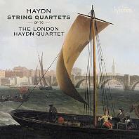 STRING QUARTETS OP.76/ LONDON HAYDN QUARTET [하이든: 현악 4중주 - 런던 하이든 사중주단]