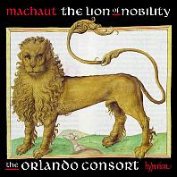 THE LION OF NOBILITY/ ORLANDO CONSORT [마쇼: 고귀한 사자 - 오를란도 콘소트]
