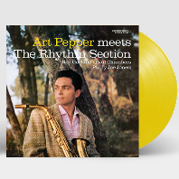 MEETS THE RHYTHM SECTION [180G YELLOW LP]