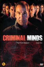 크리미널 마인드 시즌 1 [CRIMINAL MINDS: THE FIRST SEASON] [10년 6월 월트 TV시리즈 행사]
