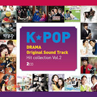 VARIOUS - K-POP DRAMA O.S.T HIT COLLECTION VOL.2