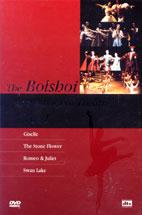 볼쇼이 발레단 박스 VOL.1 [THE BOLSHOI AT THE BOLSHOI VOL.1/ 4DISC] 행사용 [4disc/슬림디지팩/아웃박스 포함]